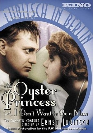 Loop's Audiovisuel - Affiche The Oyster Princess